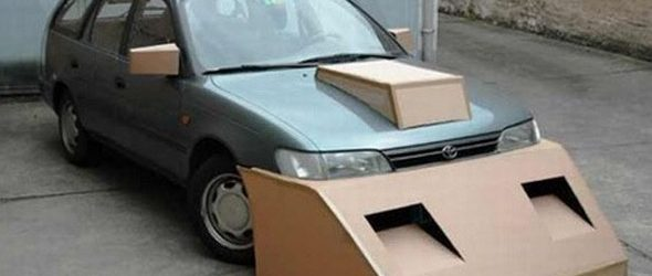 Rediculous Car Body Kit