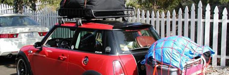 How to load your car safely