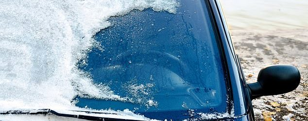 How to de-ice your Car properly
