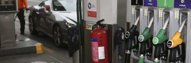 Second lockdown cut price fuel