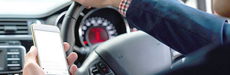 New mobile phone laws mean that it will be illegal to use a mobile phone at all while driving